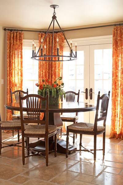 Closter NJ Dining Room