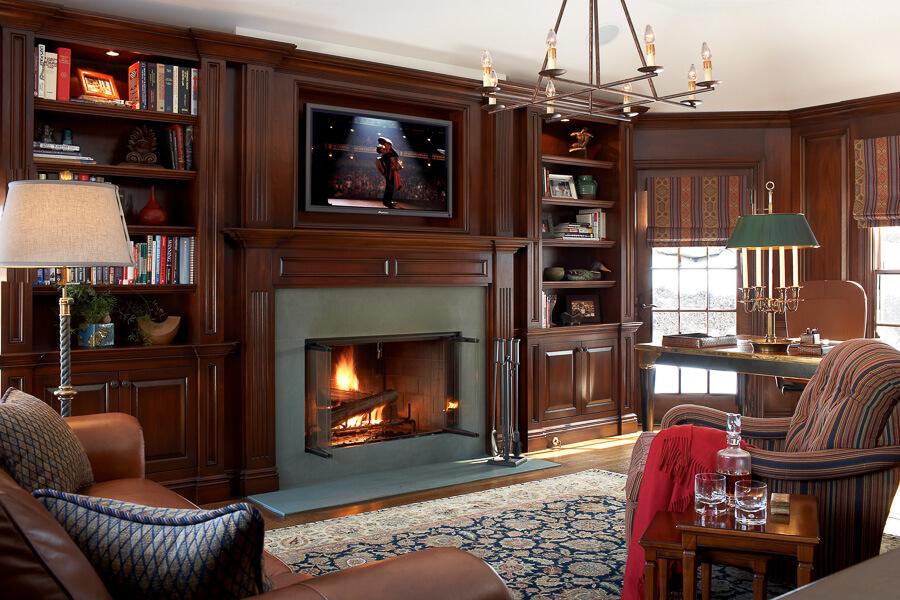 Closter NJ Fireplace