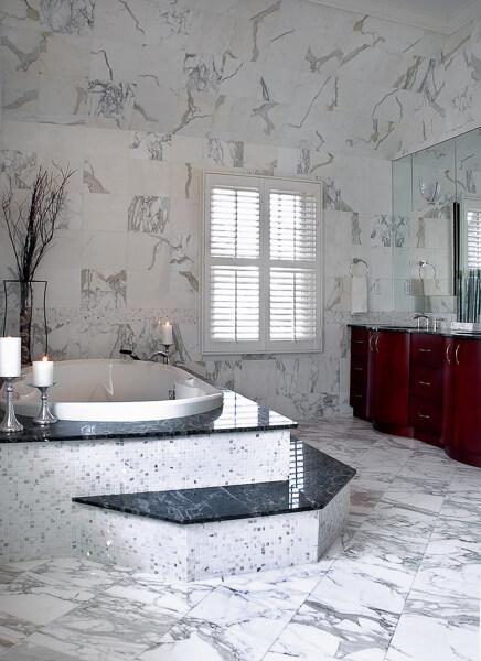 Demerast NJ Bathroom Design