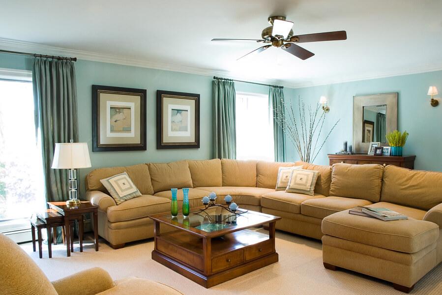 Demerast NJ Living Room Design