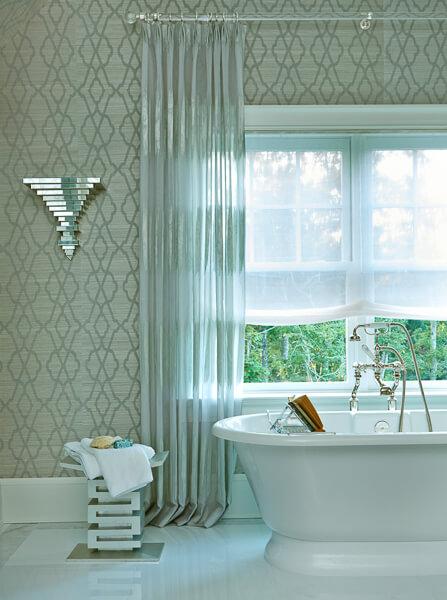 Master Bath Design Hamptons NY