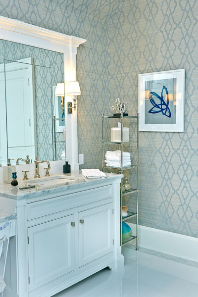 Bathroom Design by Michael Mariotti Interior Design