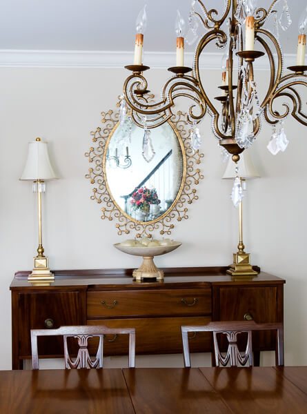 Norwood NJ - Table and Accessories