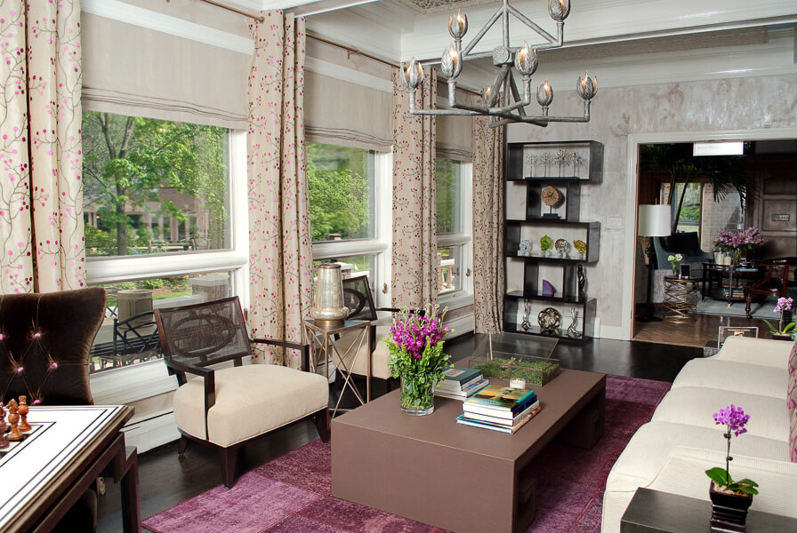 Saddle river showhouse 2012 conservatory 11 michael for Interior design bergen county nj