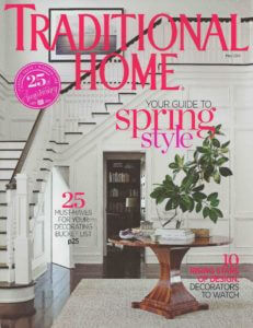 Traditional Home May 2014_Cover