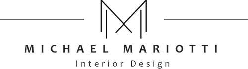 New Michael Mariotti Interior Design Logo