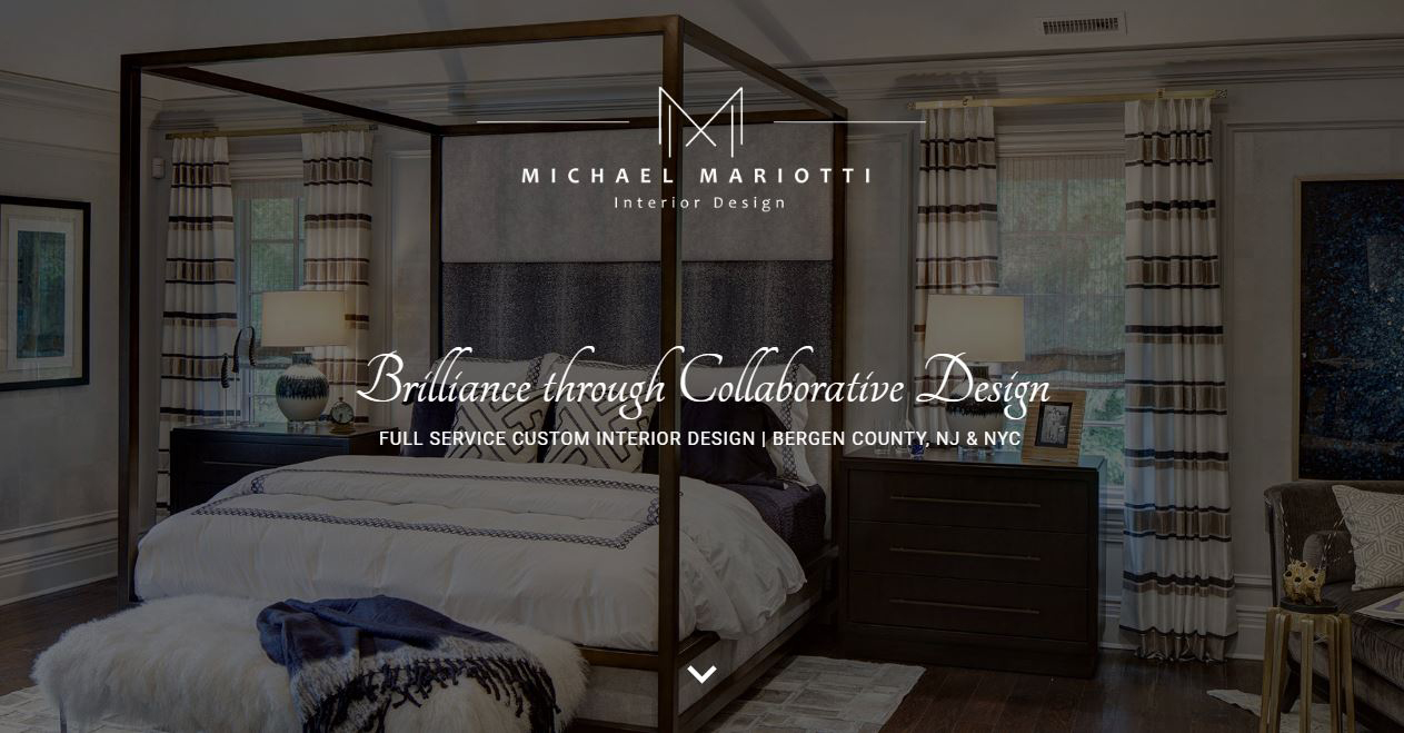 Reintroducing michael mariotti bergen county nj interior for Interior design bergen county nj
