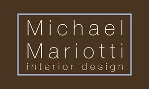 Old Michael Mariotti Interior Design Logo