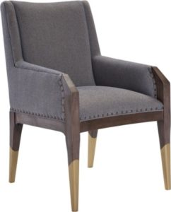 Hickory Chair Tate Armchair