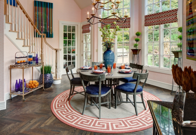 2014 Designer Showhouse of NJ - The Breakfast Room